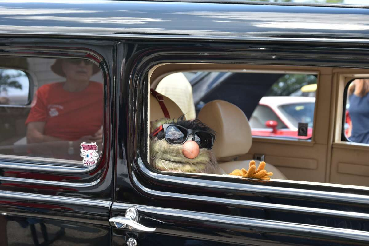 Crowds gathered at the Bear Lake Days Car Show to admire the vehicles gathered at on Saturday in Bear Lake.