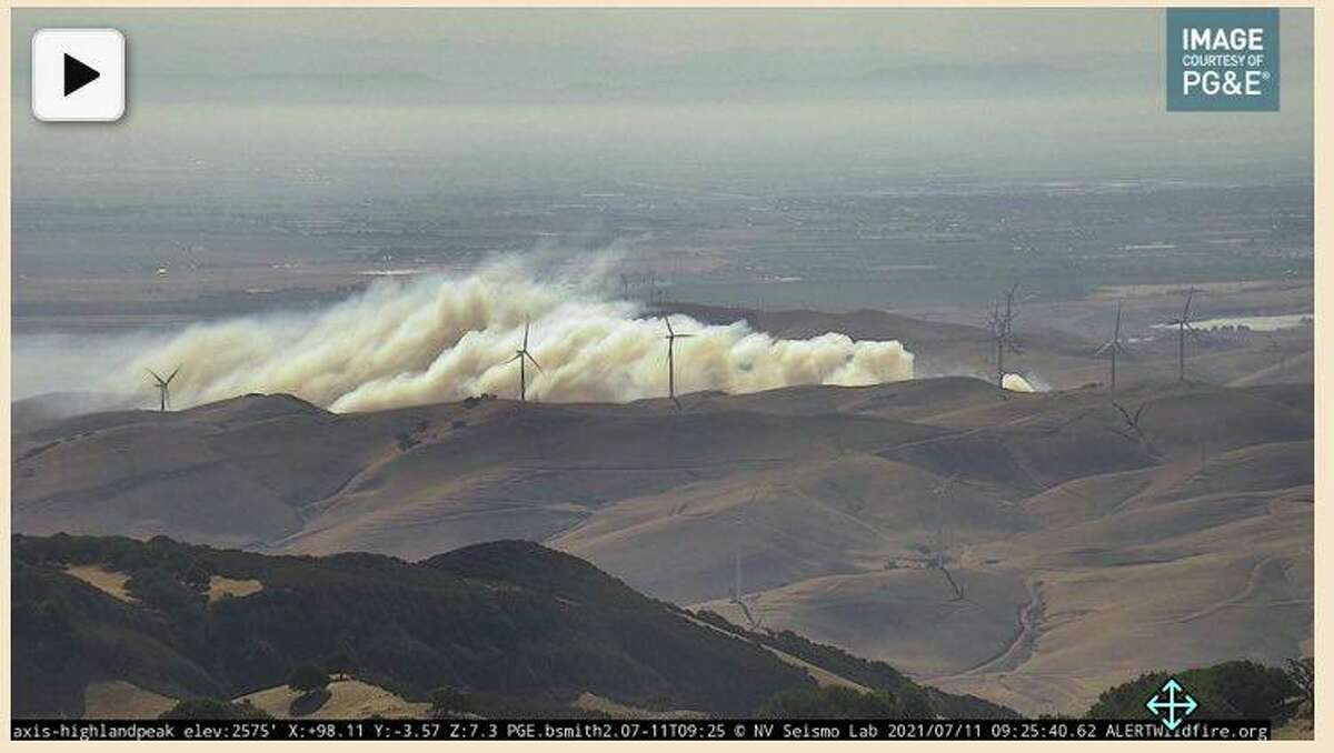 The Diablo Fire was fully contained Sunday afternoon.
