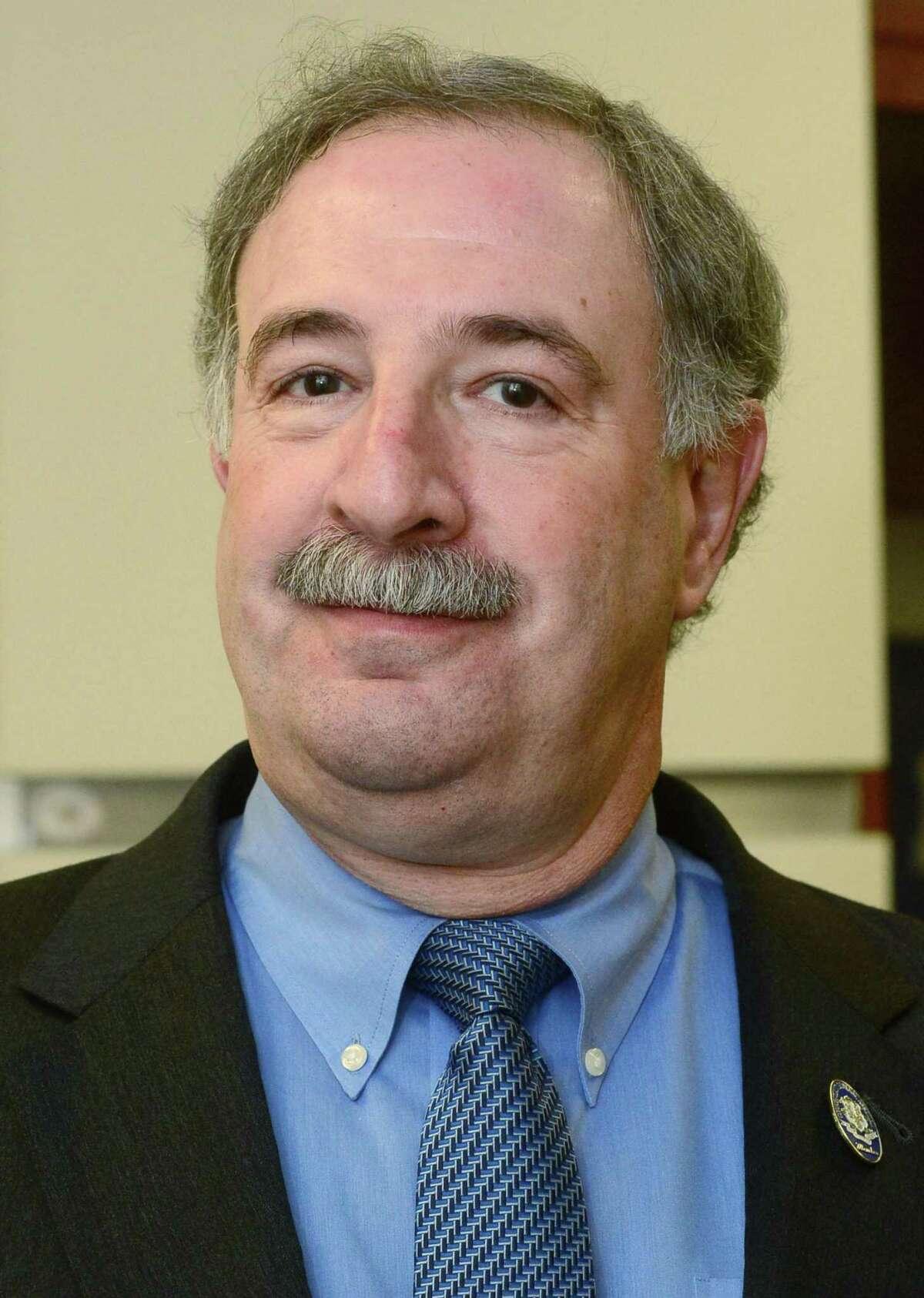 State Representative Jonathan Steinberg (D-Westport)