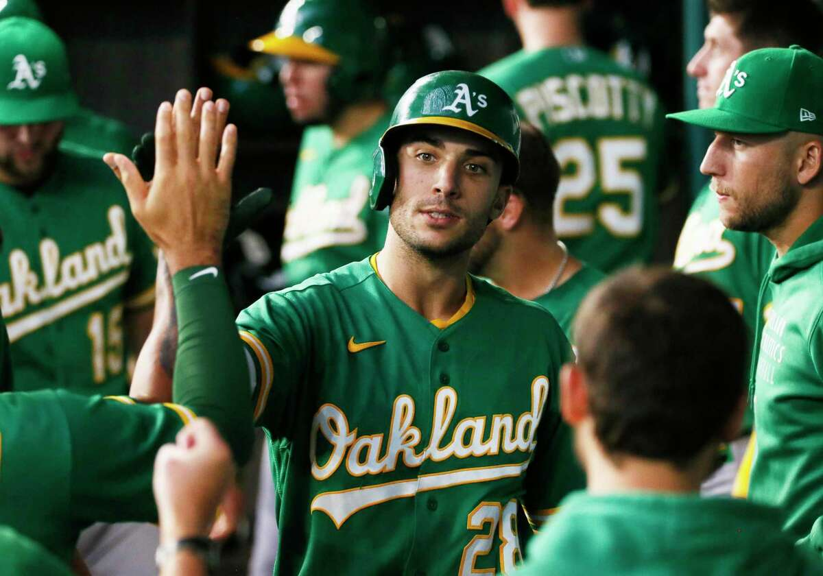 Matt Olson will represent the A's in the Home Run Derby at Coors Field at 5 p.m. Monday (ESPN, ESPN2/1050).