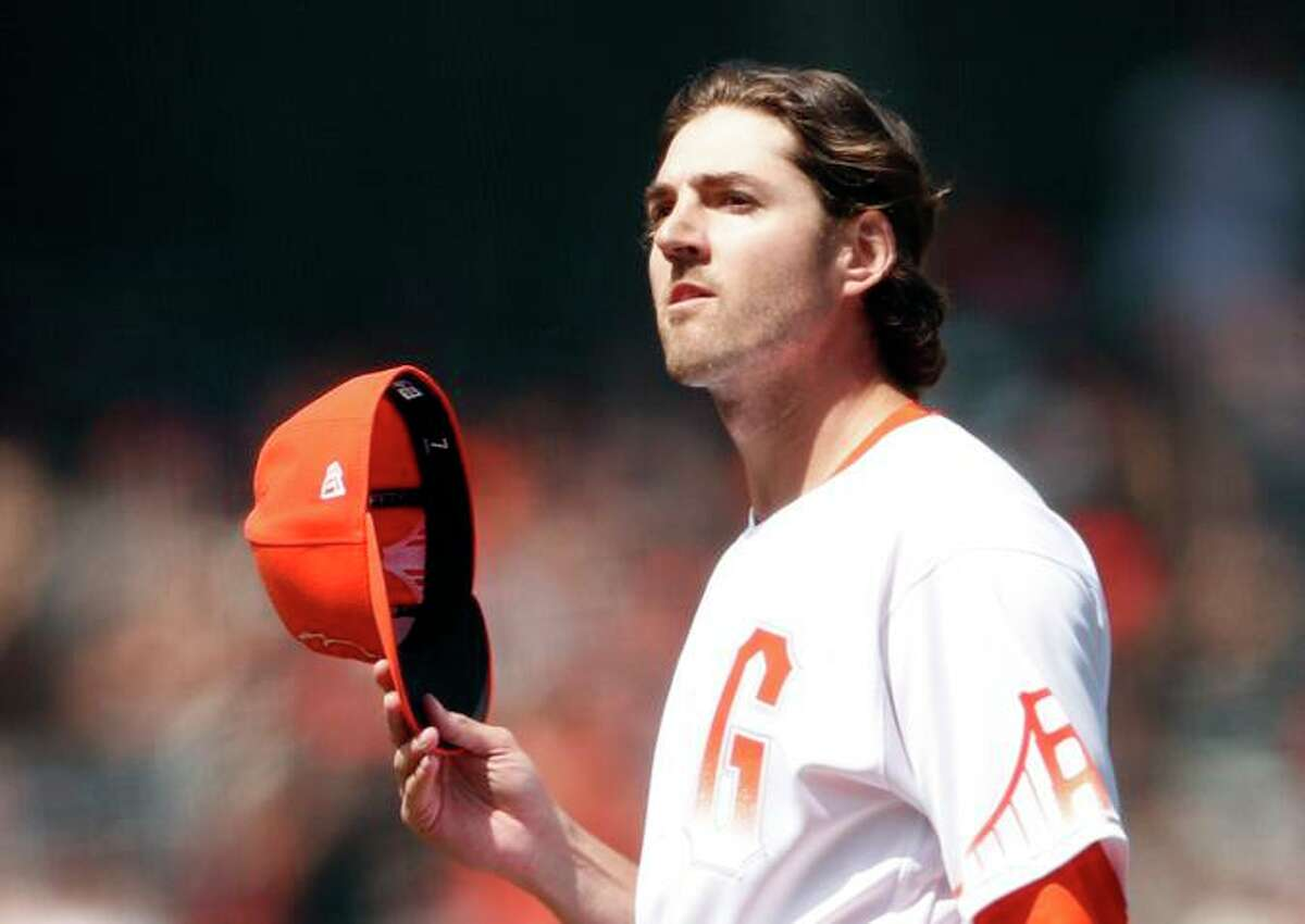 Pitcher Kevin Gausman's form has fallen from its peak before the All-Star Game.