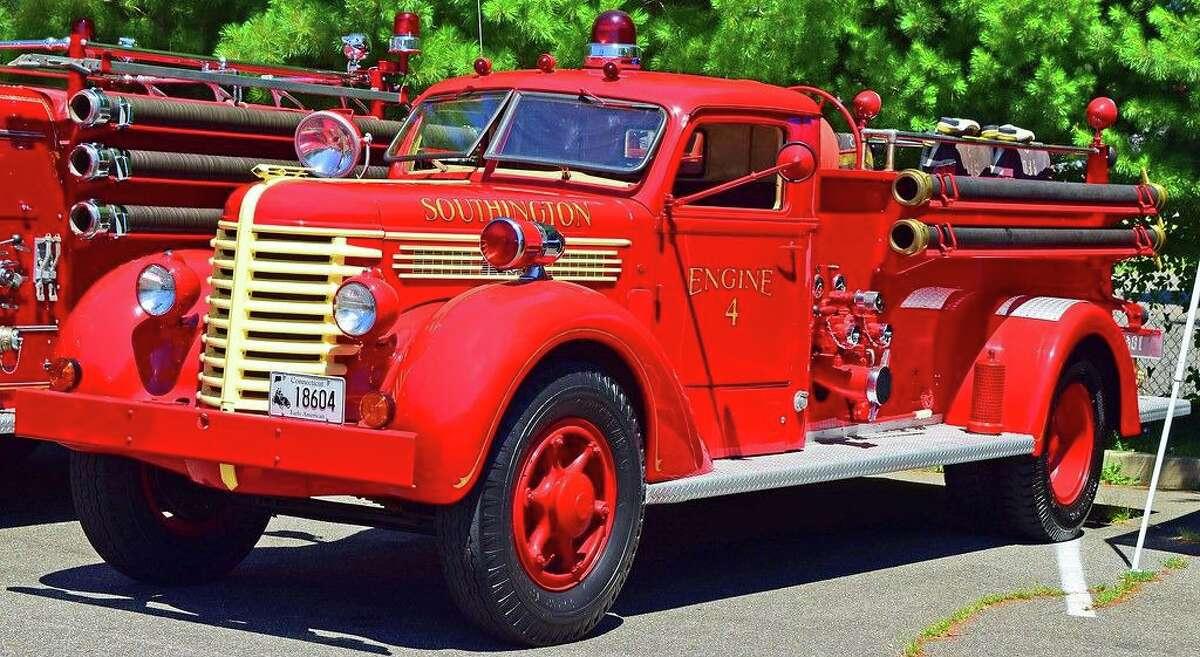 Southington fire engine
