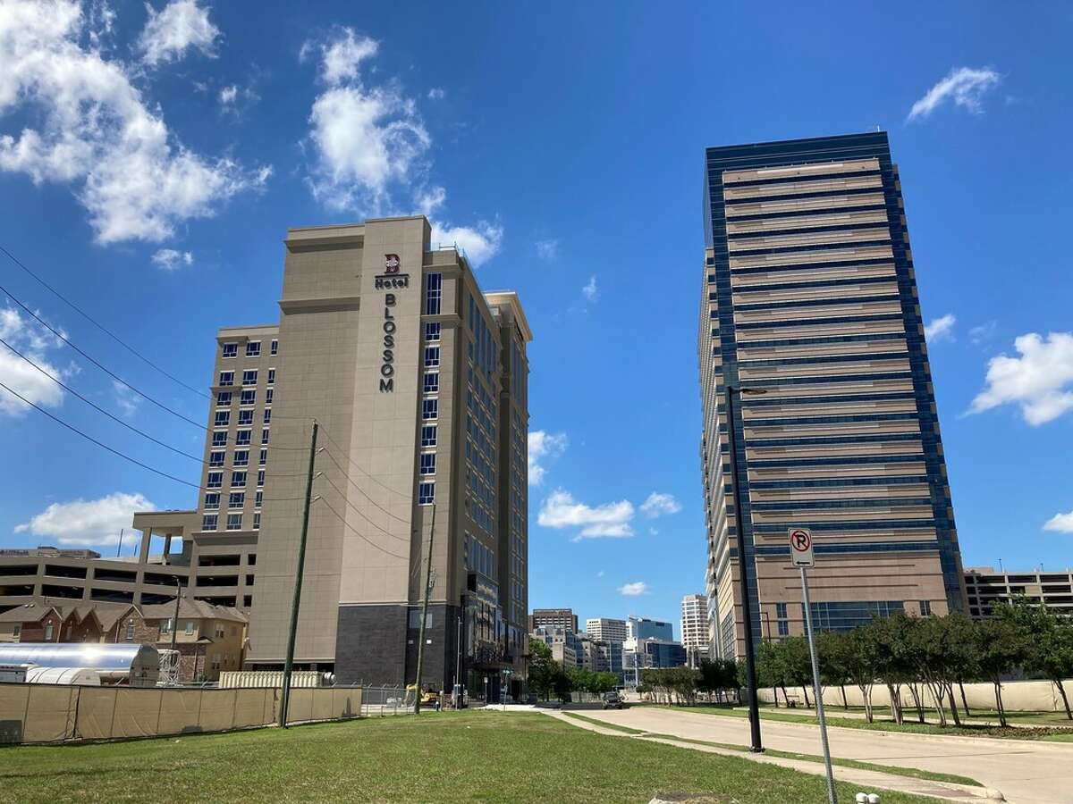 Blossom Hotel Houston will open at 7118 Bertner Ave. adjacent to the Texas Medical Center in summer 2021. The hotel has 267 guestrooms and suites and more than 9,000 square feet of flexible meeting and event spaces.