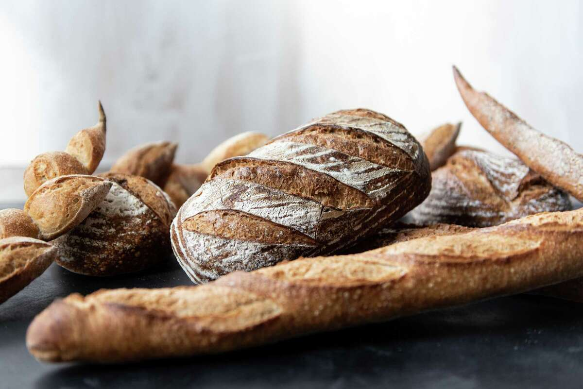 Magnol French Baking specializes in breads made with organic flours.