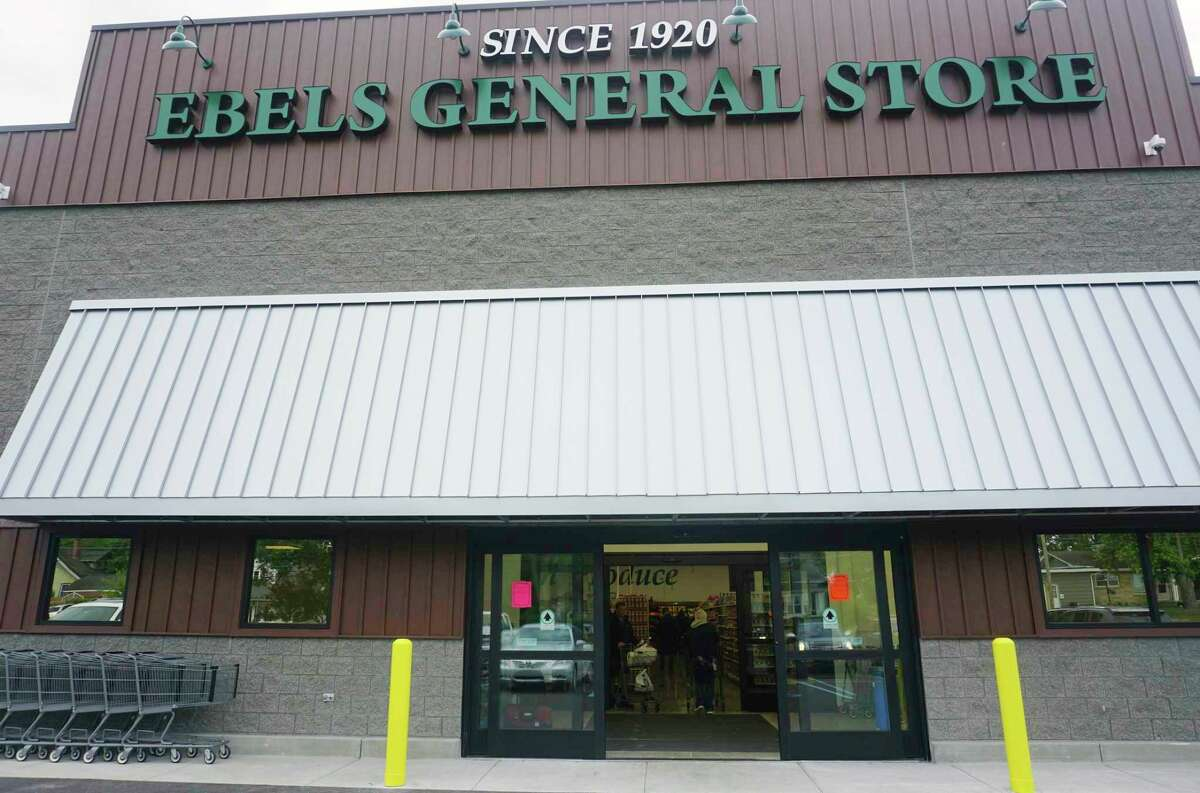 Ebels General Store is located at 716 S. Chestnut St. in Reed City. After a year-and-a-half of construction and progress on the new building, there was a lot of anticipation leading up to opening day (Herald Review photo/Joe Judd)