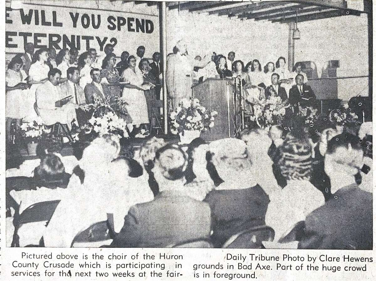 For this week's Tribune Throwback we take a look in the archives from the month of July 1959.