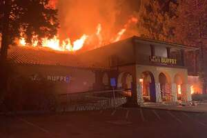 Fire broke out at Lin's Buffet, located at 1400 Willow Pass Rd. in Concord, at 2:30 a.m. on July 12, 2021.