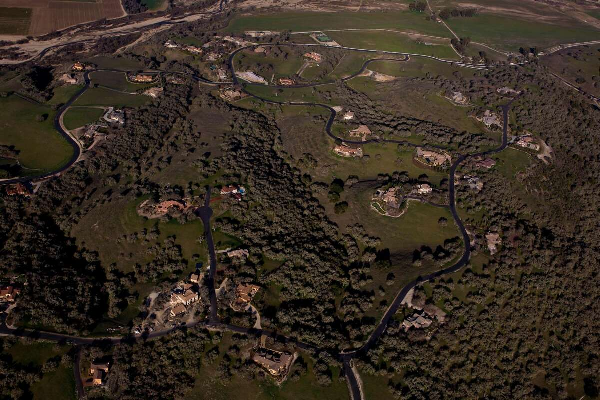 A file photo of the Atascadero area.