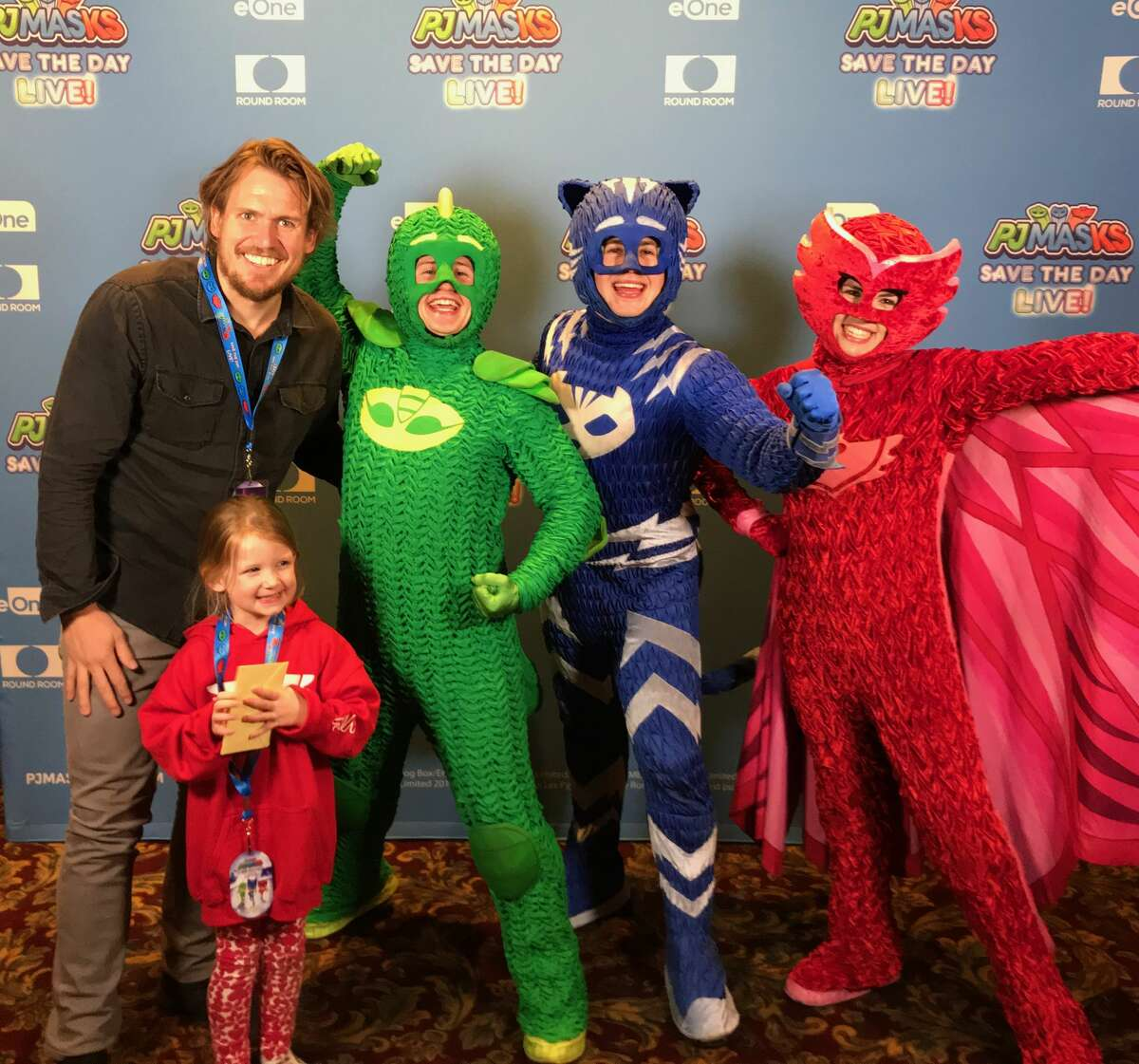 Round Room Live creates live entertainment featuring beloved children's characters.
