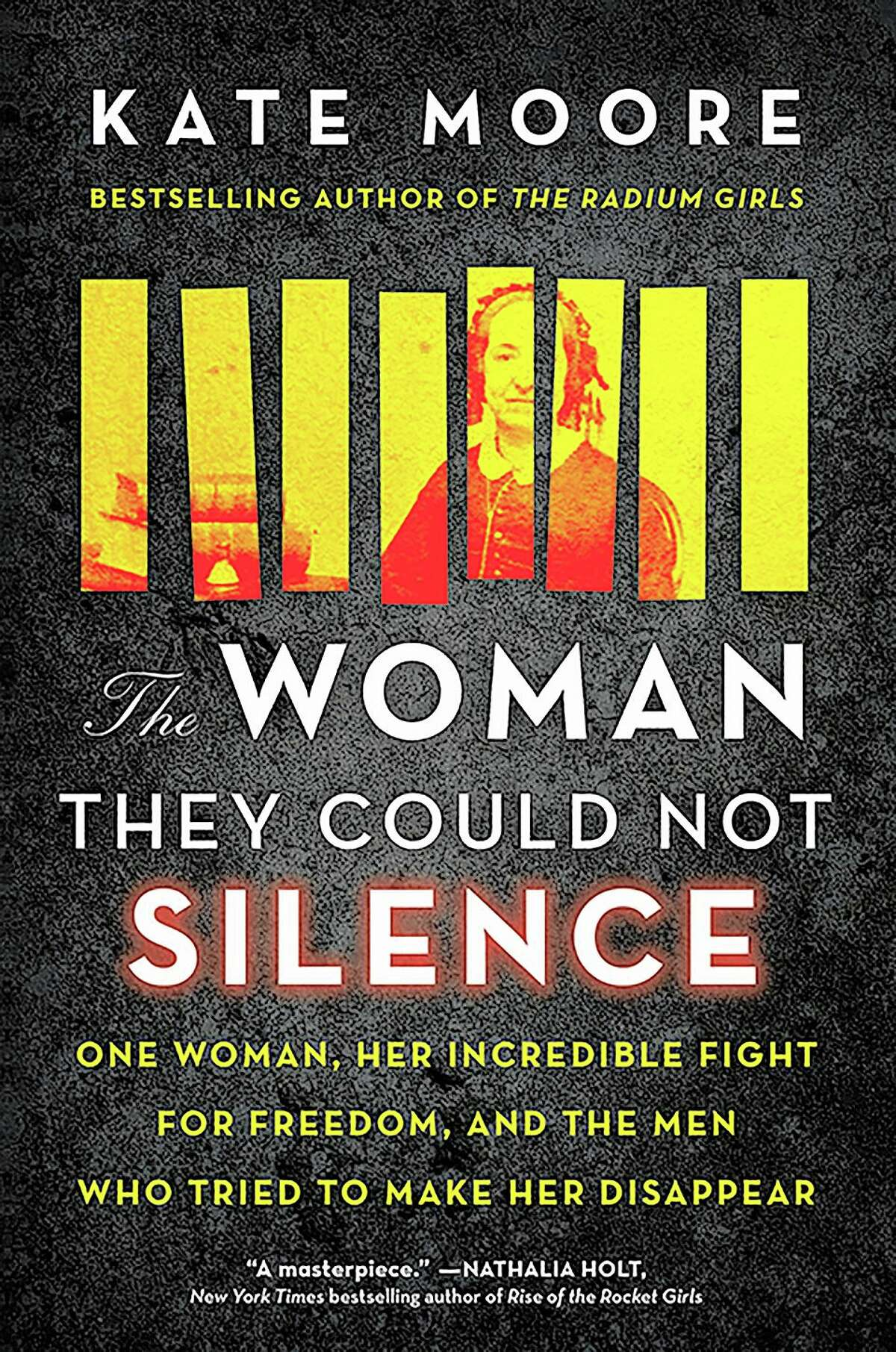 """""""The Woman They Could Not Silence"""" tells the true story of a woman whose husband had her committed to the Illinois State Hospital - then called an insane asylum - in Jacksonville, not because she had mental health issues but because he didn't approve of her behavior."""