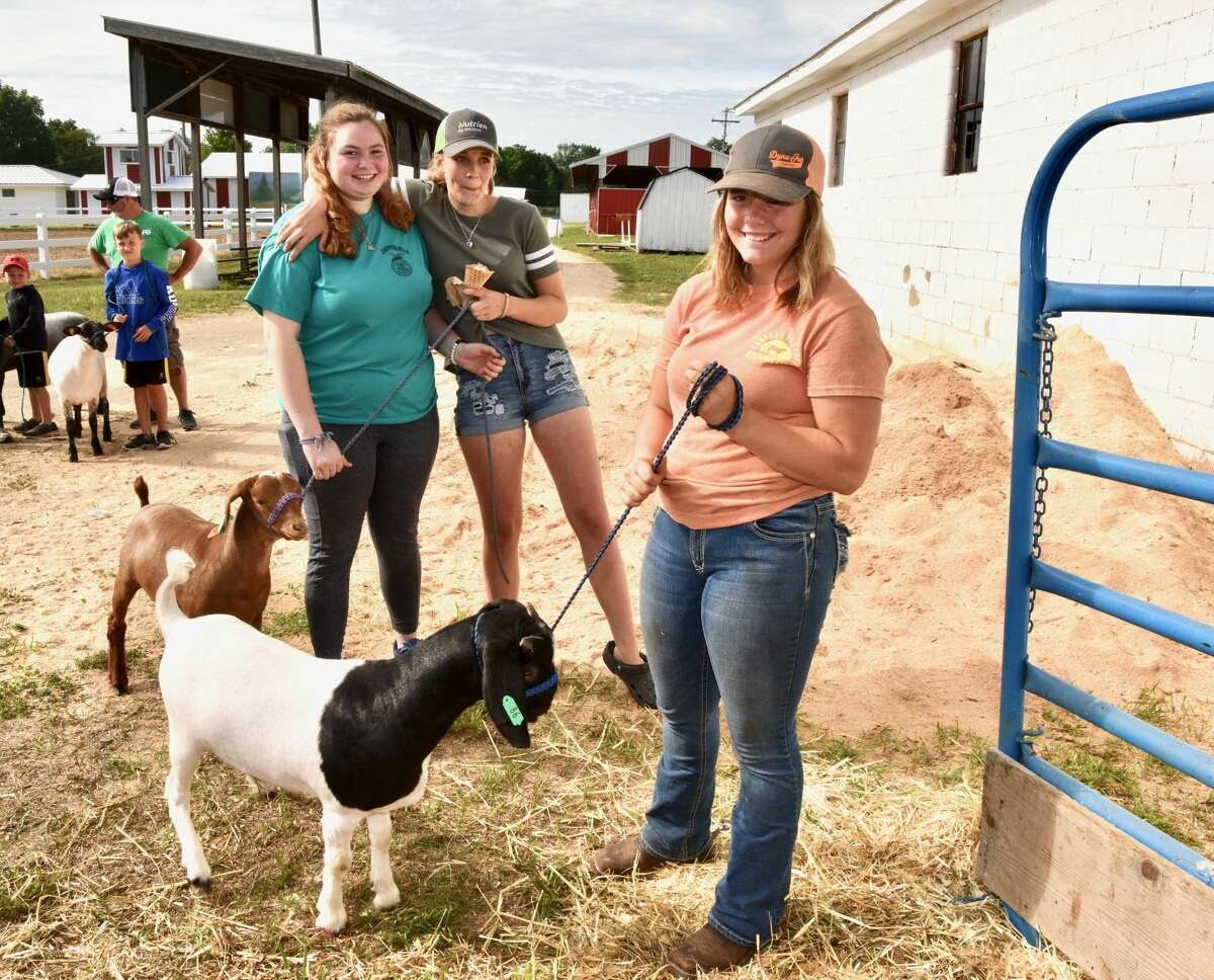 Everyone was thrilled for the return of the Mecosta County Free Fair, which began Monday. The fair runs until Saturday, July 17.