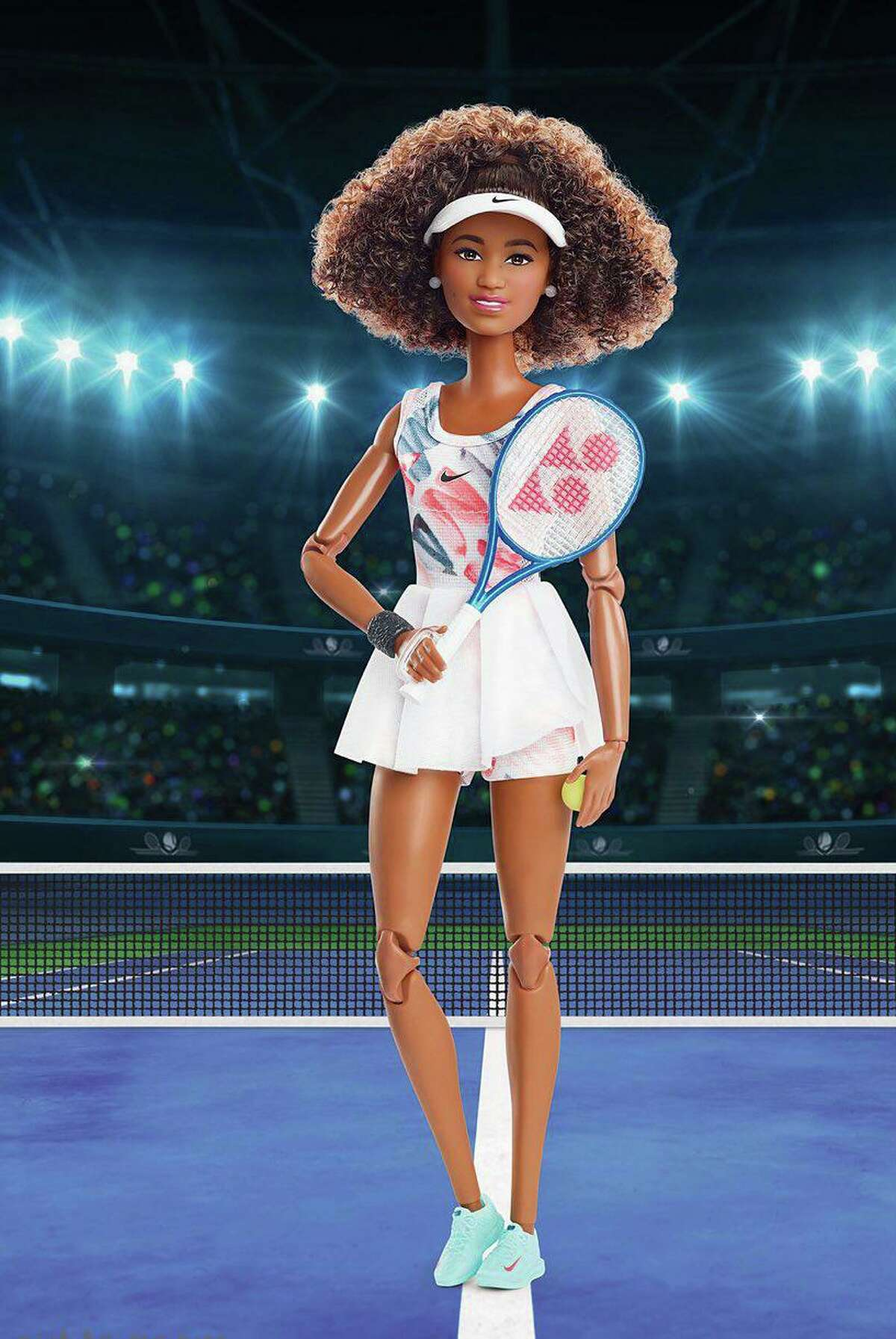 Naomi Osaka has introduced the Barbie Role Model Naomi Osaka doll in hopes every child is reminded that they can be and do anything. The doll was designed by Filipino designer Carlyle Nuera.