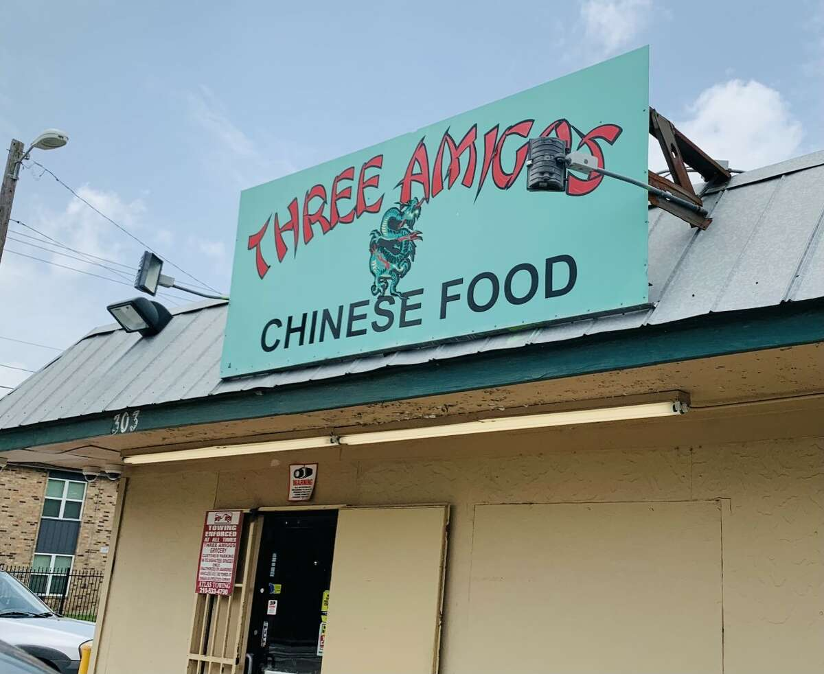 Three Amigos is open again on the Westside.