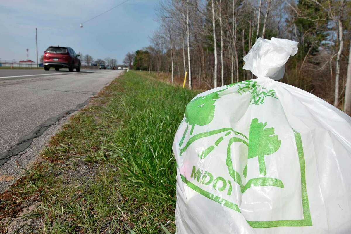 Participants in the Michigan Department of Transportation's Adapt-A-Highway program will clean highway roadsides from July 17-25 during the second of three scheduled pickups this year. (File photo)