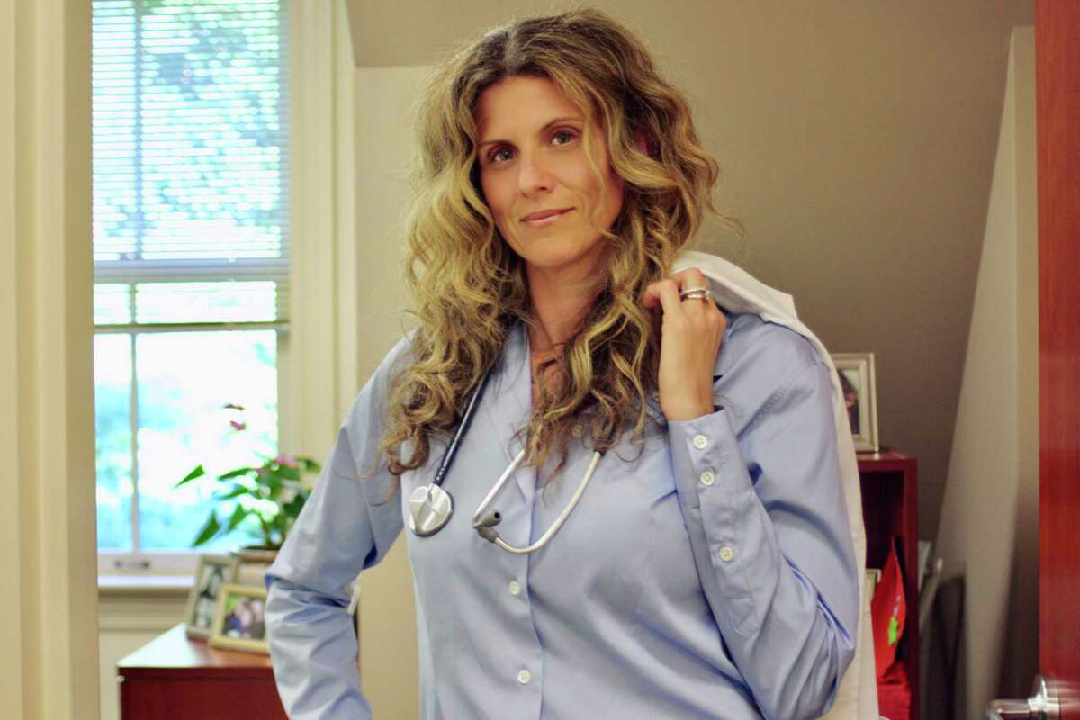 Dr. Robin Rose opened a new health care agency called Terrain Health that focuses on the use of precision medicine in Ridgefield, Connecticut.