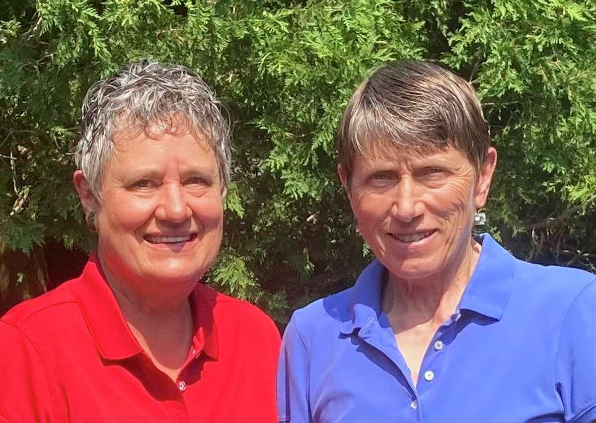 """Barb Skurdalland Ann Strehle willpresent the program """"Move better and feel better""""at 10 a.m. on Thursday as part of the """"First Person Stories and Songs"""" seriesthe Old Kirke Museum in Manistee. (Courtesy photo)"""