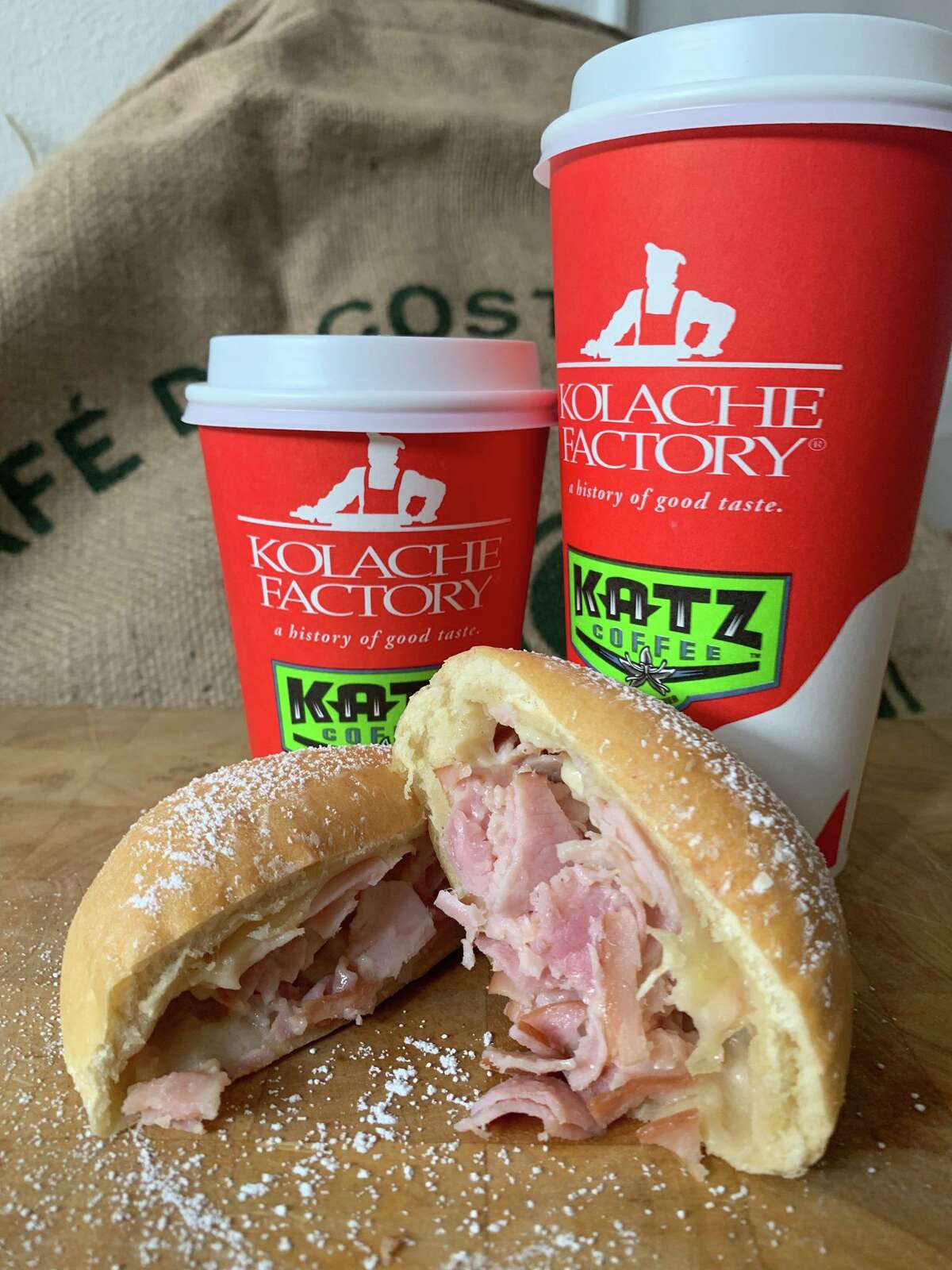 The Kolache Factory Breakfast Bakery and Café has opened a location at 7315 Fairmont Parkway in Pasadena. Others are in Webster, League City and Webster.