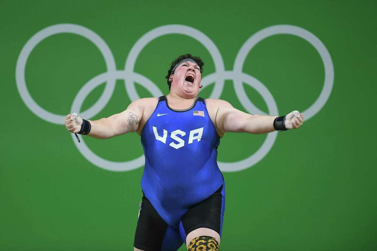 Sarah Robles won bronze in Rio.