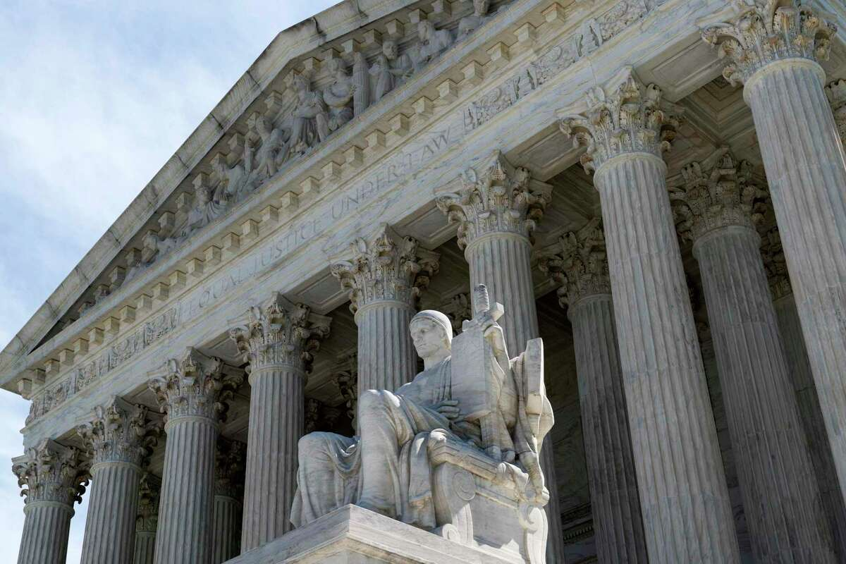 The U.S. Supreme Court - campaign finance laws may be newly vulnerable after the court found a California donor disclosure law unconstitutional.