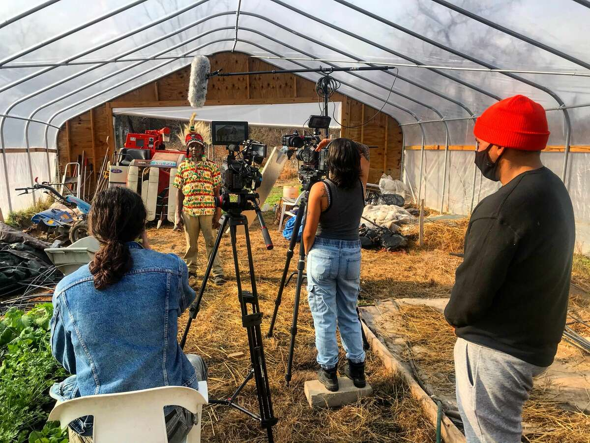 The goal of HUDSY, a local streaming service still in its incubation period, is to showcase the diverse range of talent in the region and tell unconventional, inclusive stories. One of their documentary shorts in production is about a traditional African rice farm in Ulster County.