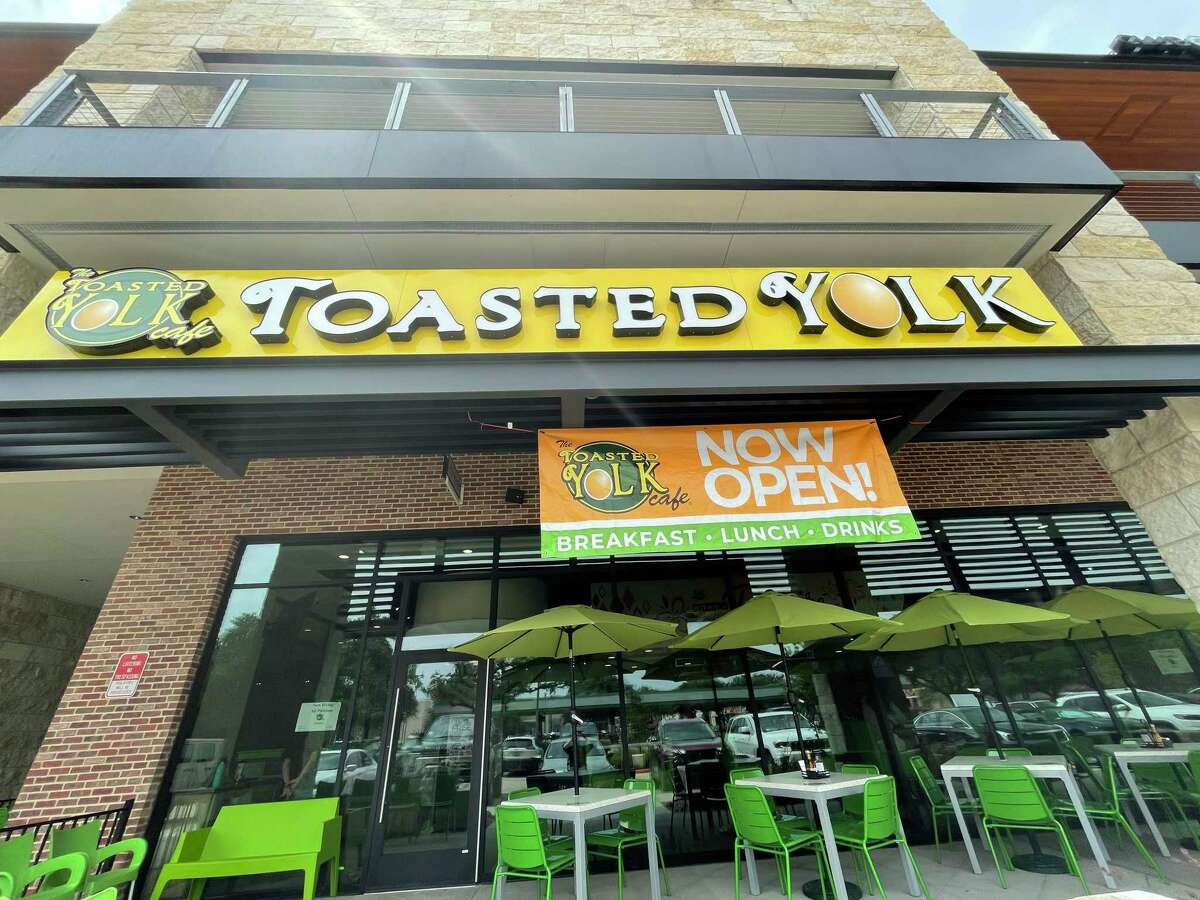 The Toasted Yolk Cafe held a grand opening on June 12 for its new location at 5103 Bellaire Blvd, Ste. 160.