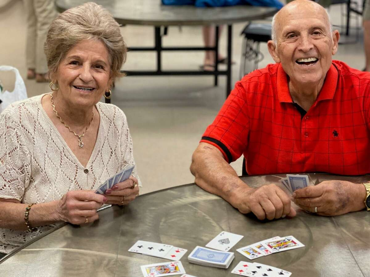 Join the fun at the senior dances. Couples and singles are welcome to dances featuring bands from Country & Western to Golden Oldies. Line dances and mixers get everyone involved. Dances are held Saturday evenings at the City of Conroe Activity Center, 1204 Candy Cane Lane.
