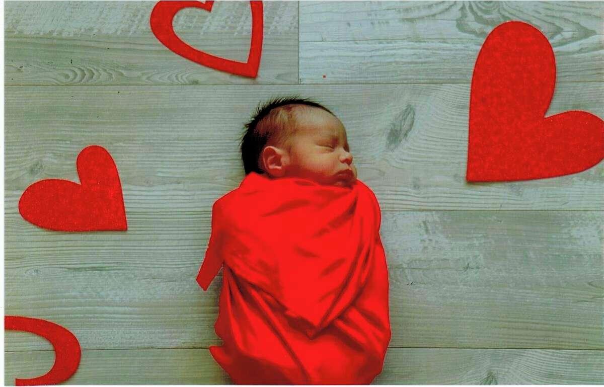 Greyson Jonathan Heinz was born Jan. 22, 2021.
