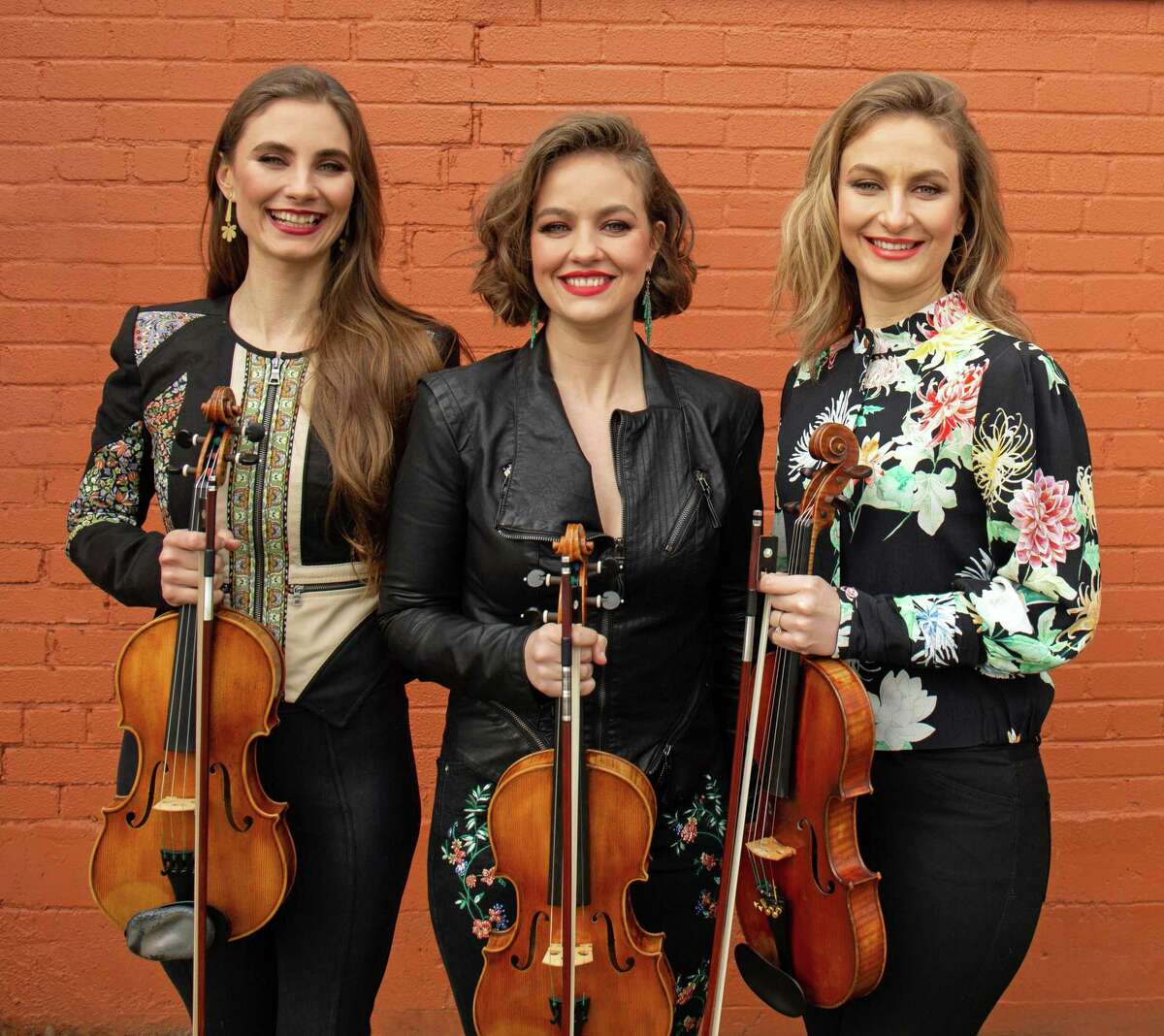 The Quebe Sisters, A triple fiddle, three-part harmony threat at The Kate July 20.
