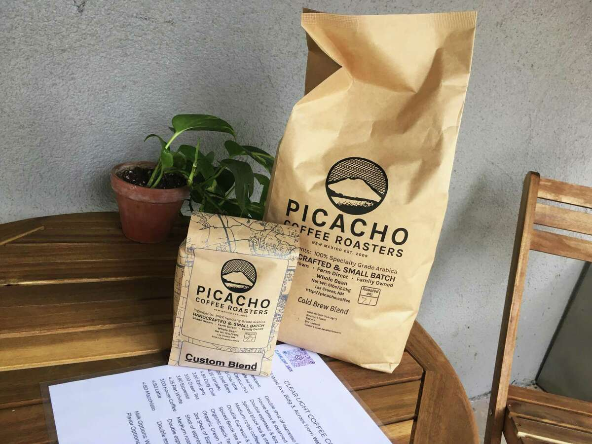 Clear Light Coffee Co. will feature drinks made with coffee beans sourced from Picacho Coffee Roasters based out of New Mexico.