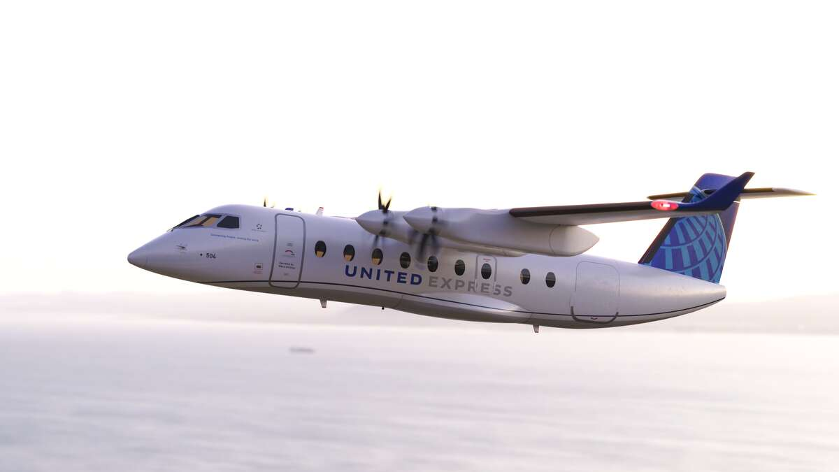 United Airlines to acquire 100 Heart Aerospace 19-seat electric airliners.