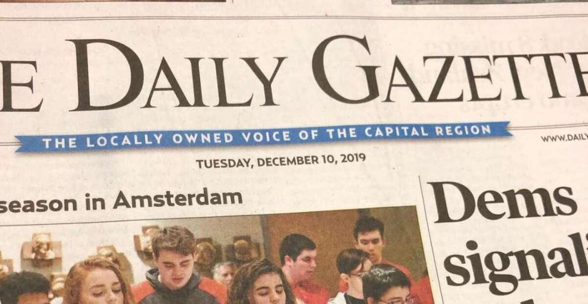 The Daily Gazette is acquiring the Gloversville Leader-Herald newspaper.