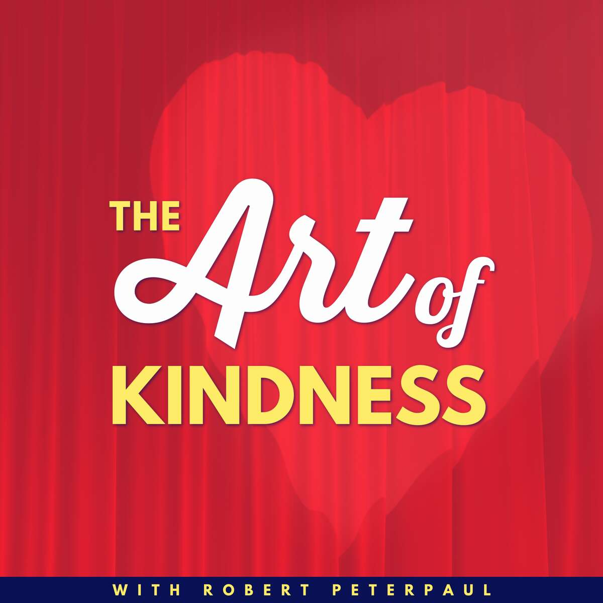 With an array of celebrity guests, host Robert Peterpaul aims to discover what makes his guests so kind and how they can inform his ever-changing definition of kindness.