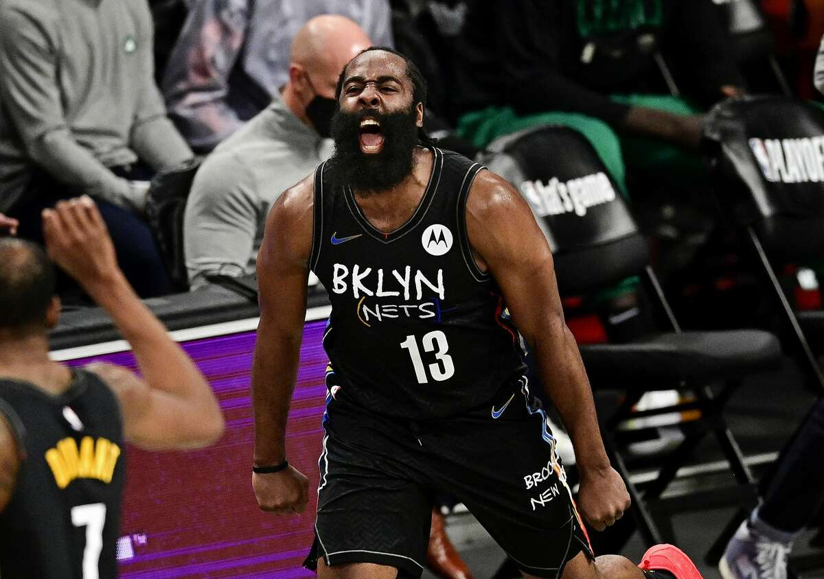 James Harden's season with the Brooklyn Nets ended in the second round of the playoffs. Did Rockets fans feel good or bad about that? It depends on who you ask.