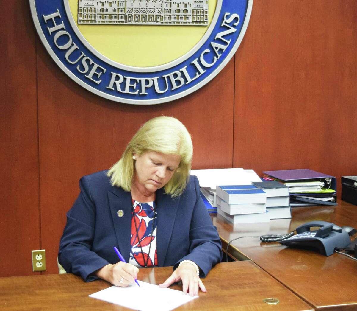 State Rep. Irene Haines, R-East Haddam