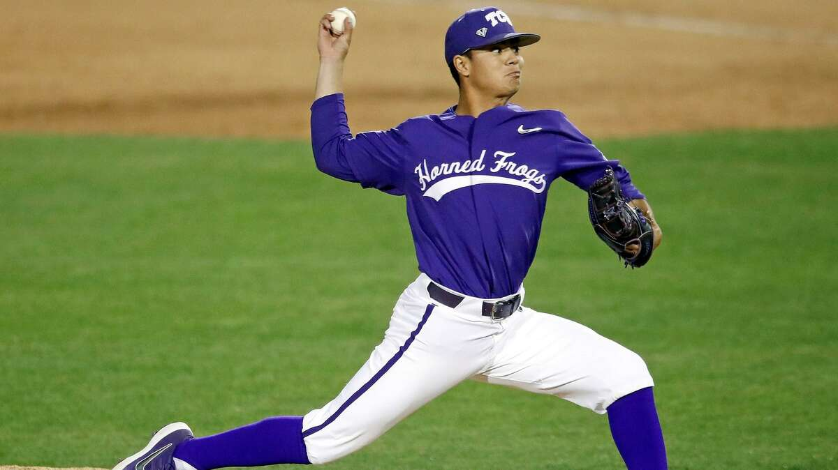 Laredoan Marcelo Perez was drafted by the Angels in the 20th round on Tuesday.