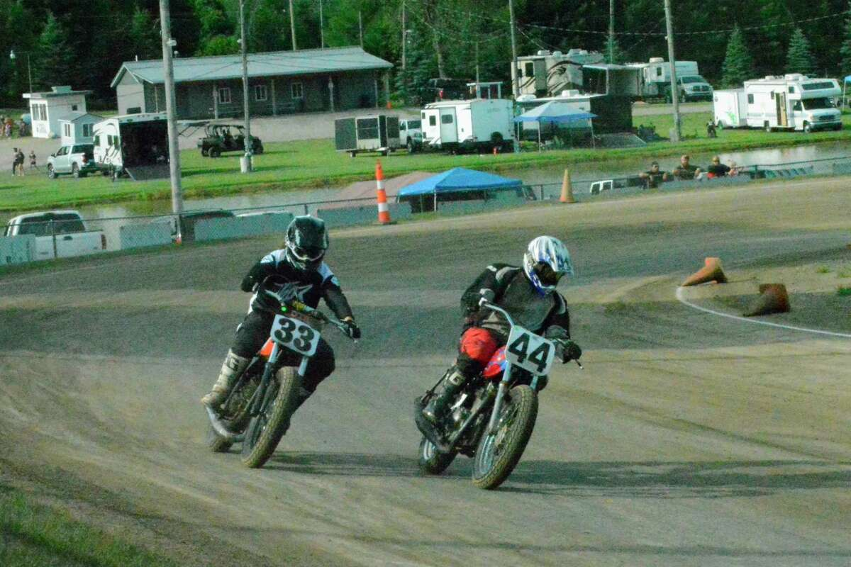 A couple wins and top-5 finishes were earned by Thumb-area competitors in last weekend's races in Deford. (Courtesy Photo)