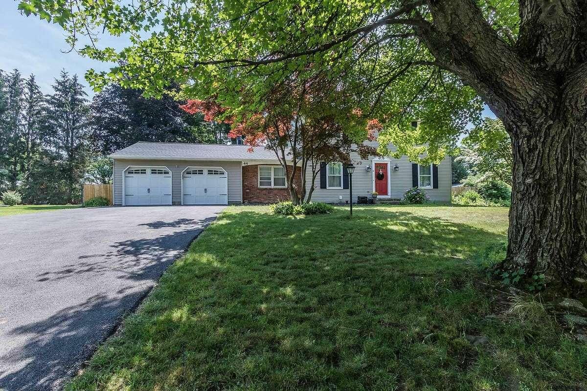 $425,000. 44 Green Meadows Lane, Loudonville. View listing.
