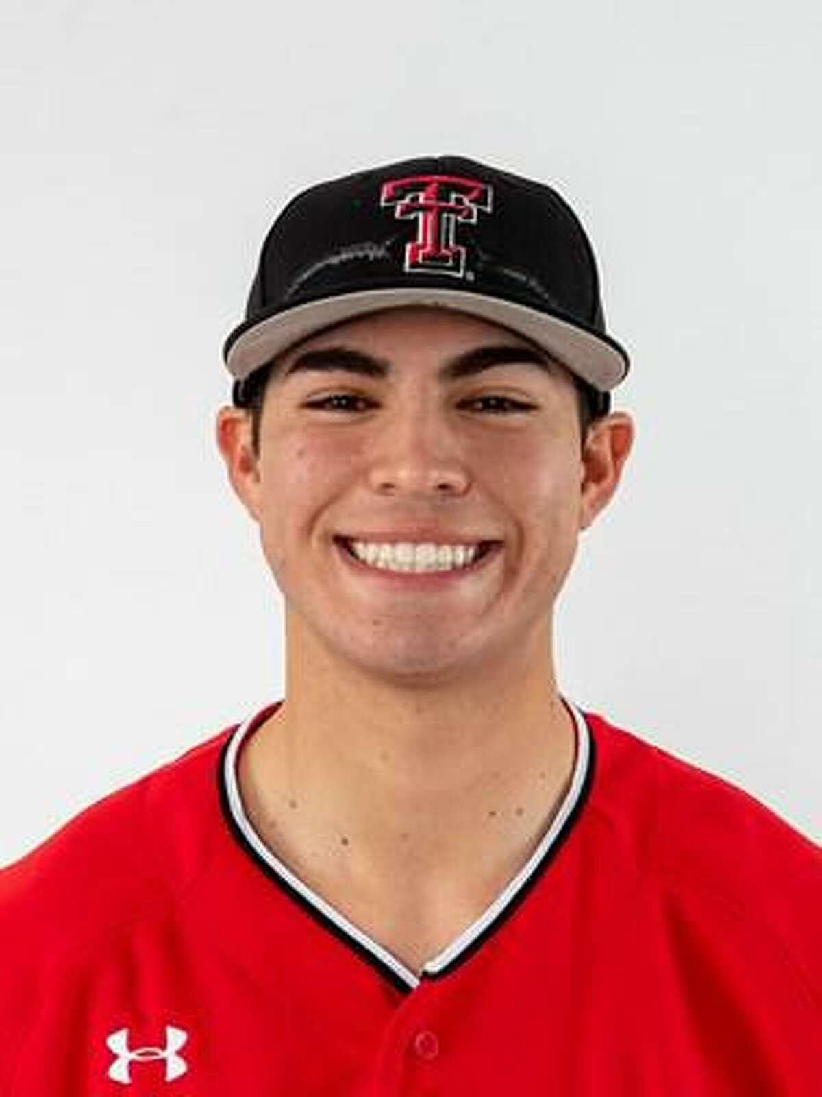 Texas Tech pitcher Brandon Birdsell