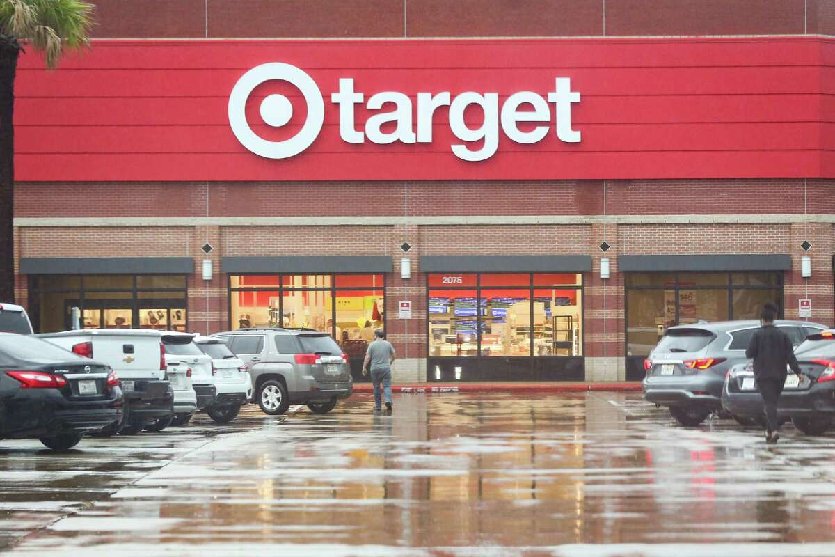 Shoppers make their way into Target on Westheimer Road in Houston on Monday, May 17, 2021. In alignment with CDC guidelines, Target is no longer requiring full-vaccinated customers to wear masked, unless it conflicts with local ordinances.