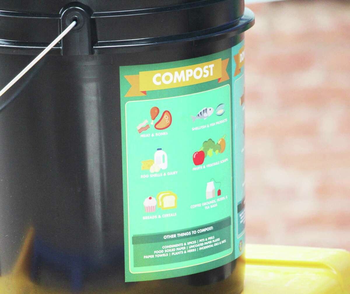 Hartford-based Blue Earth Compost will pick up food scraps from some downtown Middletown restaurants for recycling, instead of having them end up in the waste stream bound for an incinerator or landfill. The discarded food is shipped to Quantum Biopower of Southington.