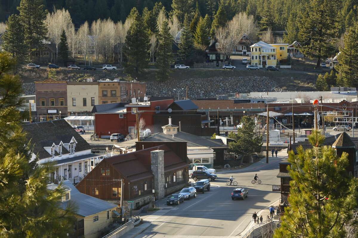 In Truckee (pictured) and North Tahoe, a new study finds that thousands of local workers and residents are in need of housing as tech transplants transform the community.