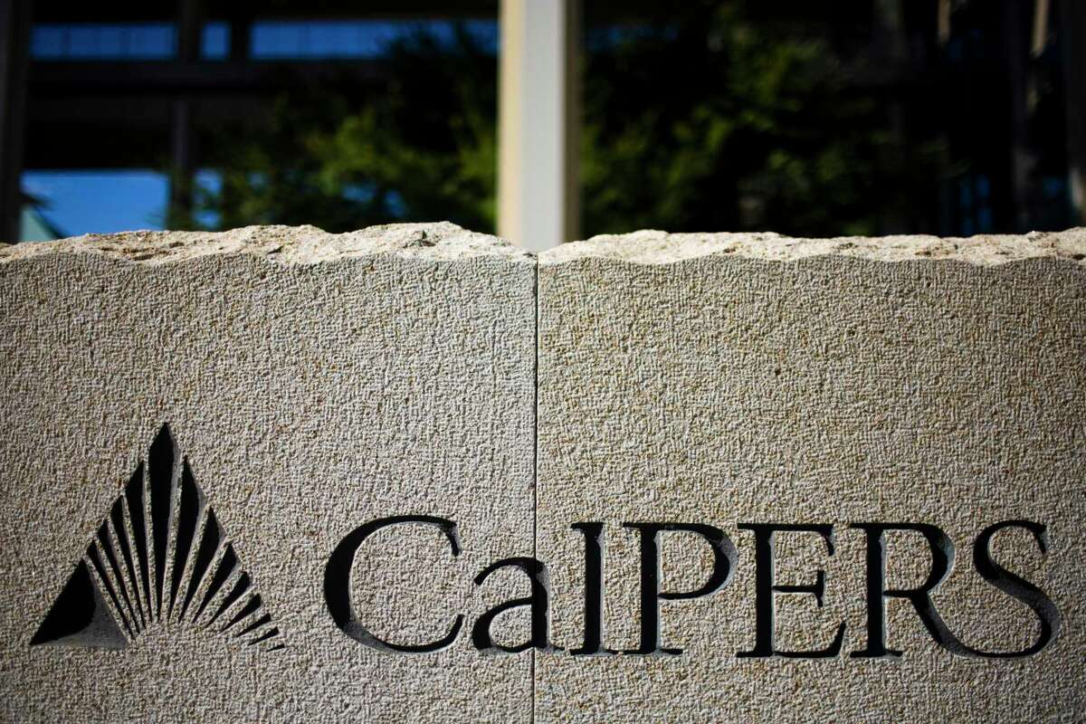 The California Public Employees' Retirement System building in Sacramento - a settlement has been reached in a lawsuit over premium increases in a CalPERS long-term care insurance program.
