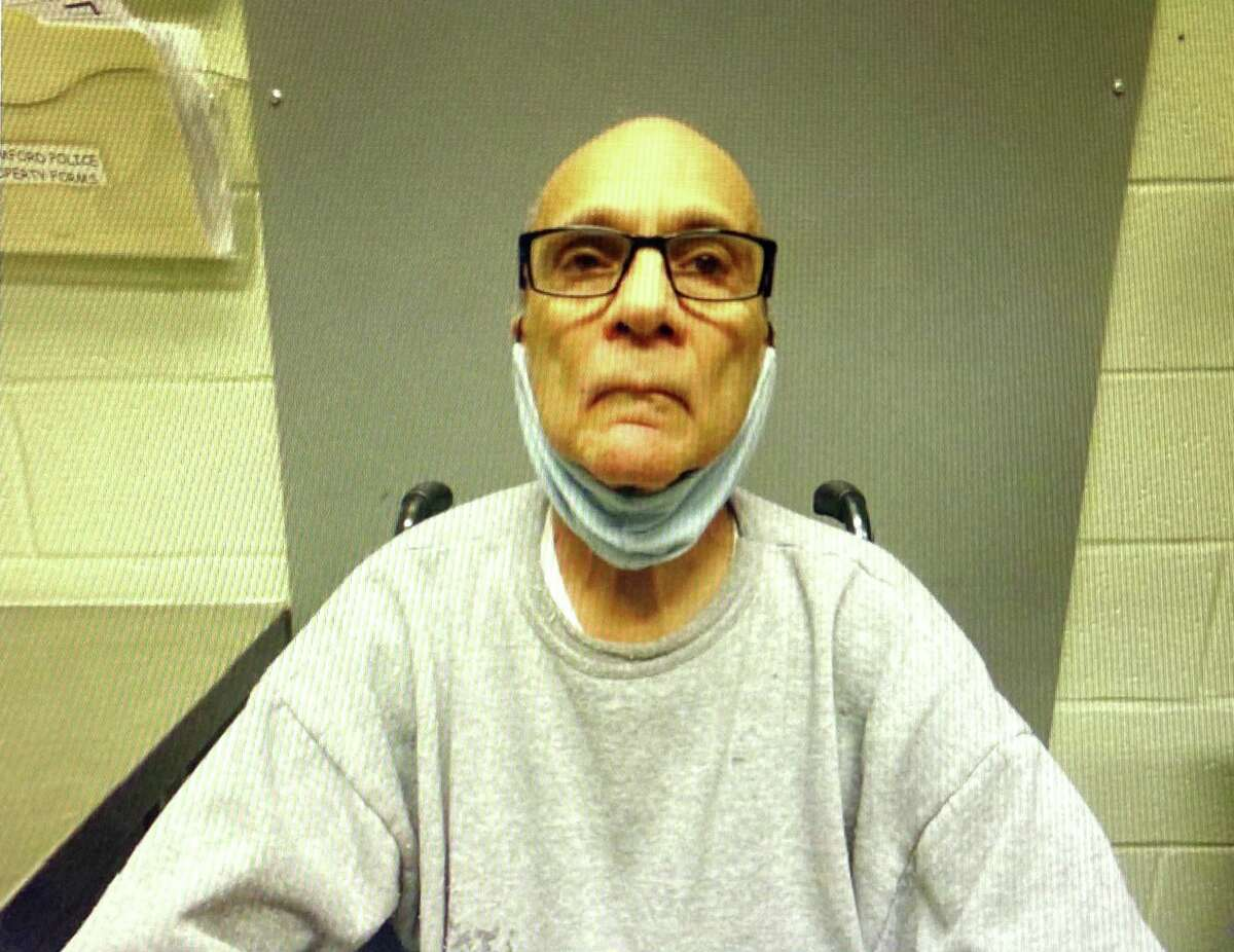 Albert Kokoth, of New Canaan, has been charged with murder for the death of his wife, Margaret Kokoth.