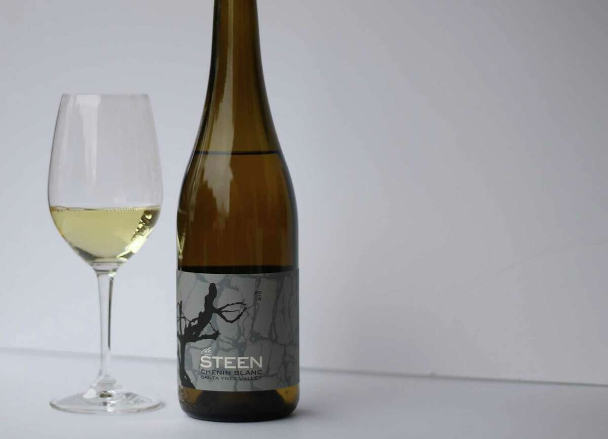 Leo Steen's Jurassic Vineyard Chenin Blanc, from Santa Ynez Valley, is one of the best versions of this white grape variety made in California.
