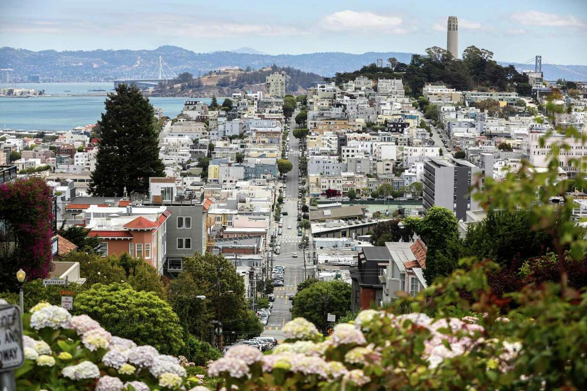 It takes a household income of $68.33 an hour to comfortably afford a two-bedroom apartment in the San Francisco area, according to the National Low Income Housing Coalition.