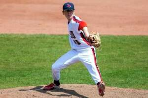 Kendall Anthes worked his way into SVSU's starting rotation as a freshman. (SVSU/Courtesy Photo)