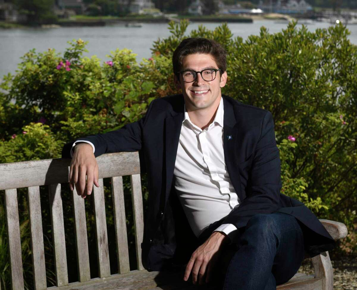 Republican State Senate candidate Ryan Fazio.