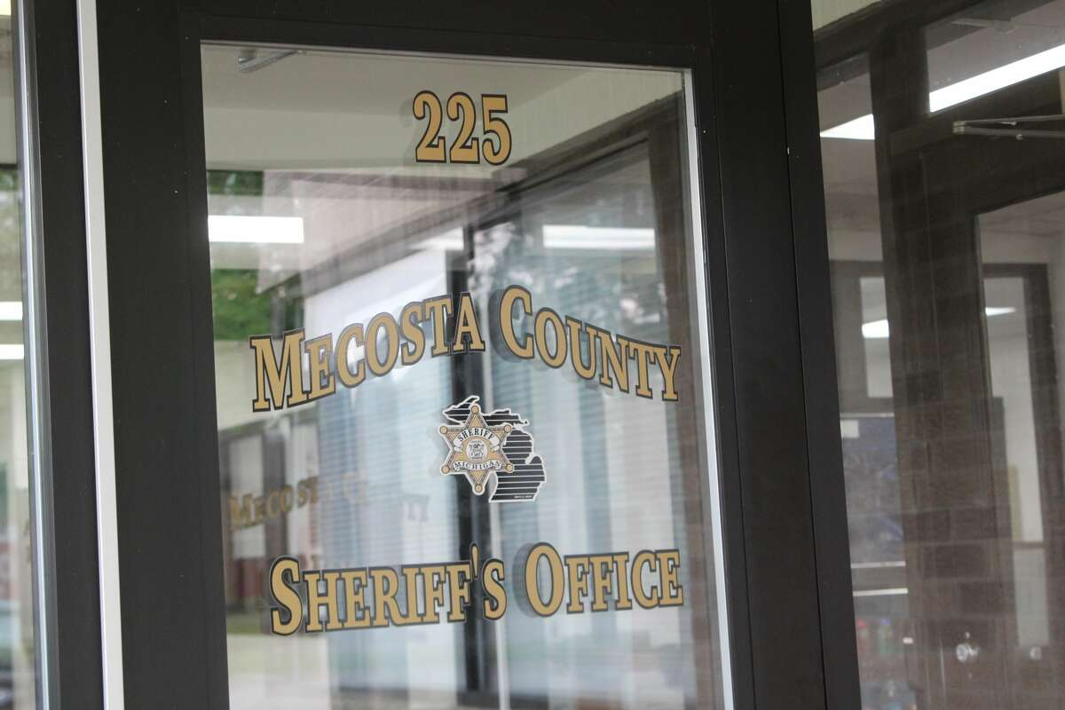 A Big Rapids man died Tuesday in a two-vehicle crash after an oncoming driver fell asleep at the wheel, causing the collision.