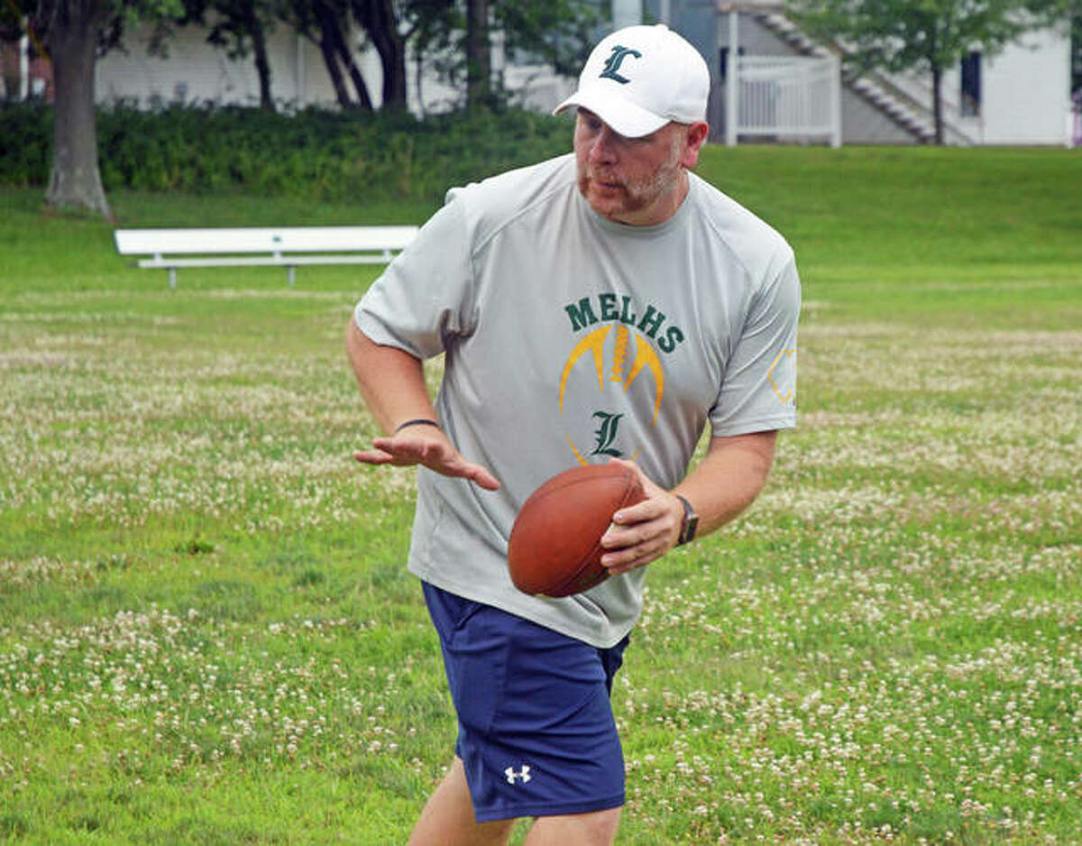 After two seasons as an assistant to Bob Keplar, Mike Koch is the new head football coach at Metro-East Lutheran.