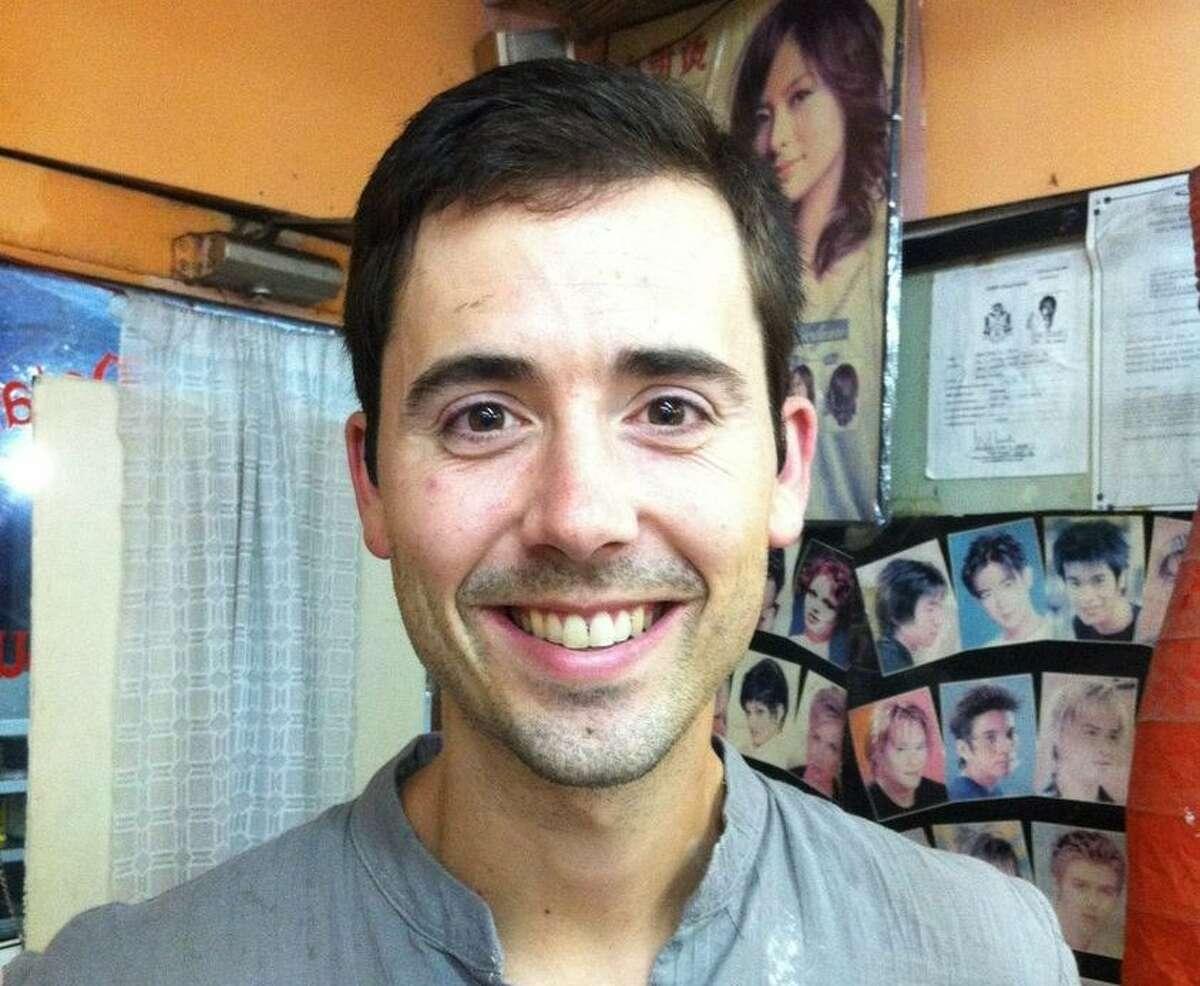 "Philip Kreycik, 37, of Berkeley, Calif. Photo shared on ""Find Philip Kreycik"" Facebook group."